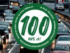 Stickers tegen stikstof: broers houden het bij 100