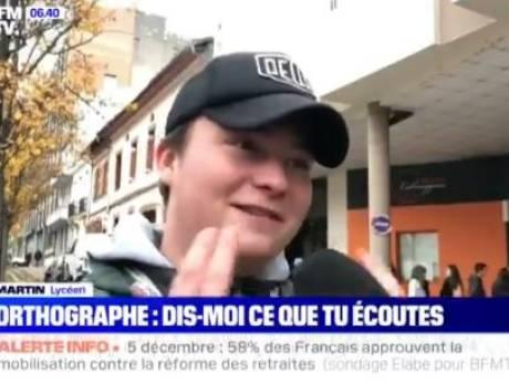 """""""Les amateurs de rap ont des lacunes en français"""": un reportage de BFMTV fait polémique"""