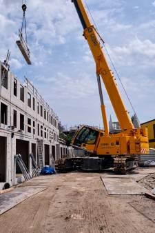 Dordrecht staat in de steigers: elf bouwprojecten in beeld