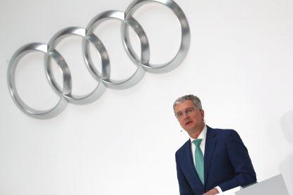 Topman van Audi gearresteerd om dieselfraude