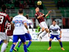 Bonaventura helpt Milan langs Sampdoria