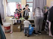 't Hageltje in Oss gaat plat: nieuw onderkomen kledinguitgifte gezocht