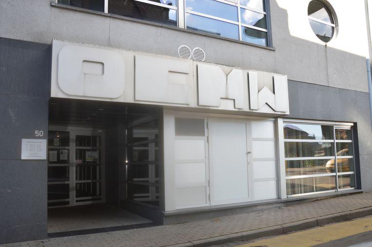 Het OCMW in de Burchtstraat in Ninove.