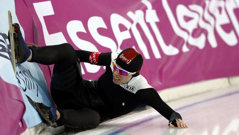 Essent stopt met de sponsoring van de schaatssport. Beeld reuters