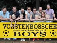 De naam Van Heeswijk loopt als rode draad door de club Vorstenbossche Boys