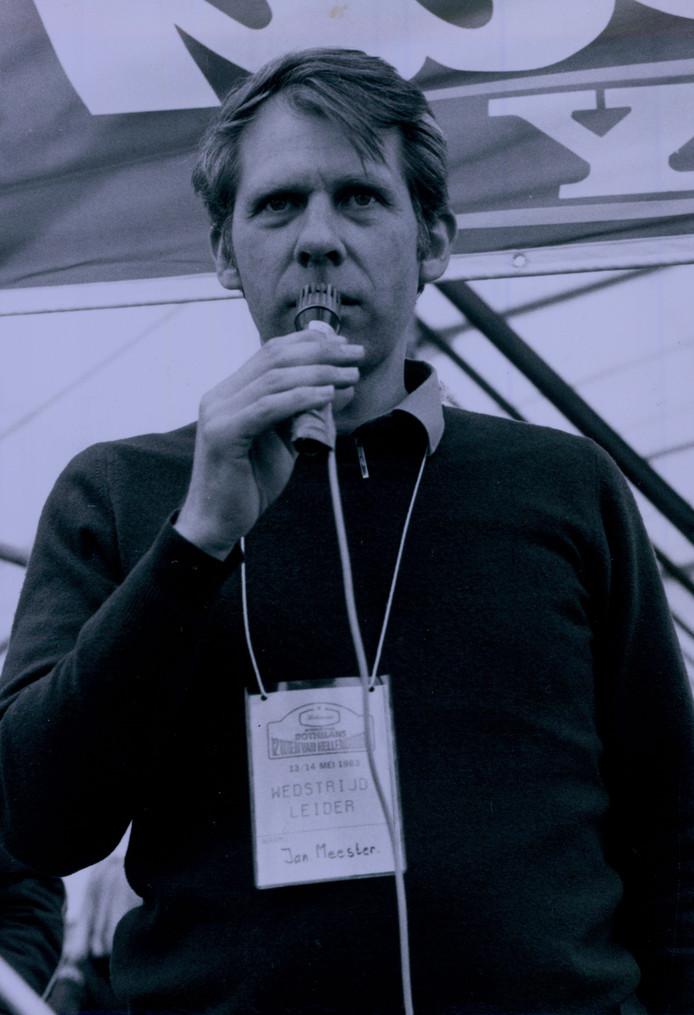 Jan Meester.