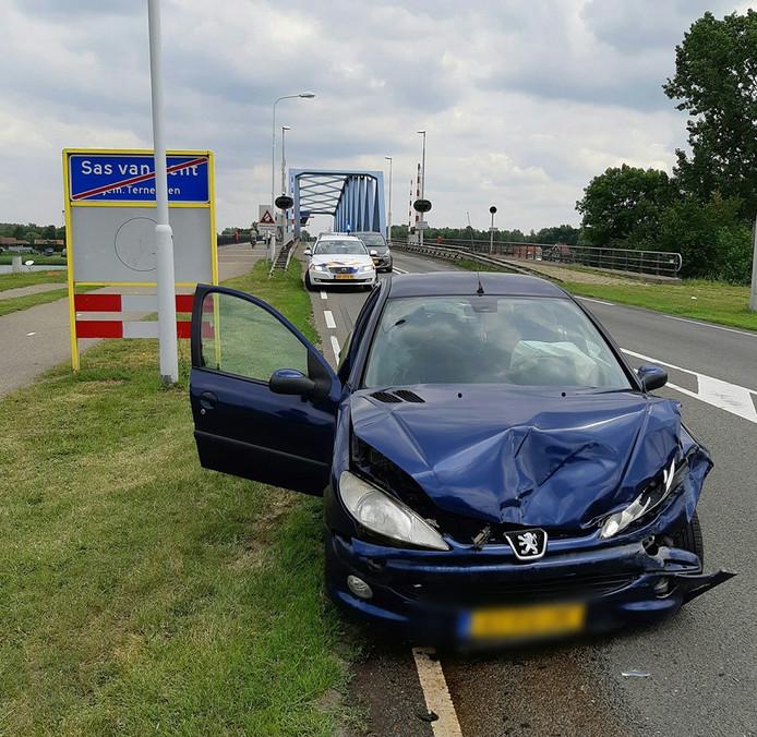 Ongeval Sas van Gent