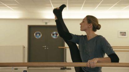 Hanne Decoutere waagt zich aan ballet: dat het pijn gaat doen, staat vast