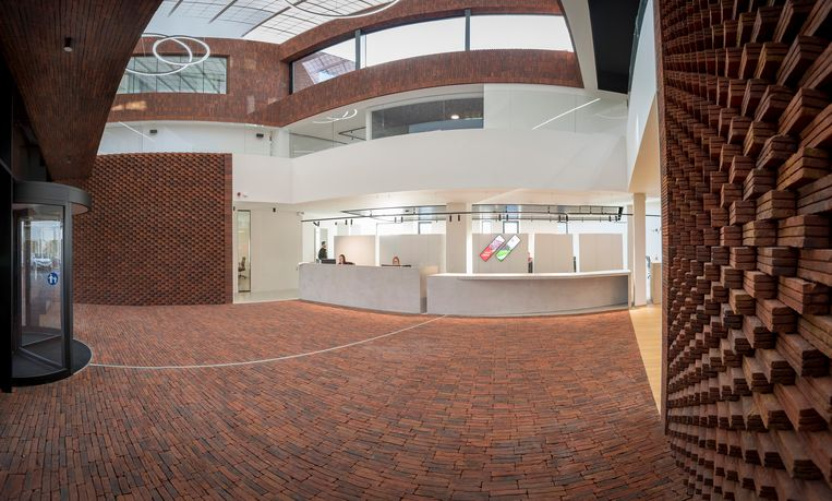 Het nieuwe complex zet beleving en verwondering  om in architectuur.
