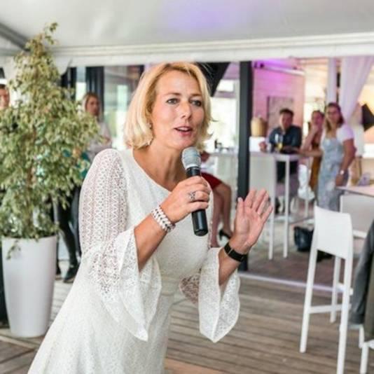Esther Overweter, nieuwe bestuurder van Juzt.