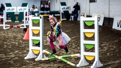 Kerstjumping verwacht 85.000 bezoekers en heus niet alleen voor stokpaardrijden