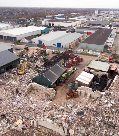 Staphorster vestiging van afvalverwerker Talen failliet verklaard