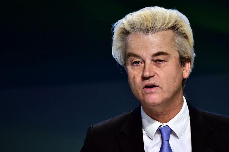 Je hoorde het de afgelopen weken veel terug: Wilders zegt wat 'veel mensen' denken. Beeld null