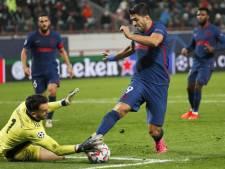 Suárez terug in selectie Atlético na coronabesmetting