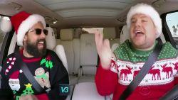 VIRAL3 kerstspecial: deze Carpool Karaoke brengt je meteen in de stemming