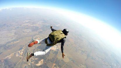 Vrouw vecht voor haar leven in Spa nadat parachute niet opent na sprong uit vliegtuig