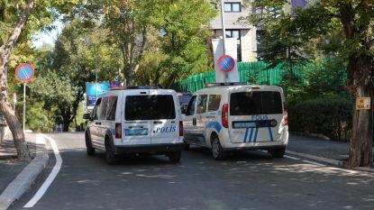 Twee verdachten opgepakt na schietpartij aan VS-ambassade in Ankara