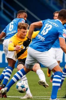 FC Den Bosch verlaat laatste plek na turbulente week