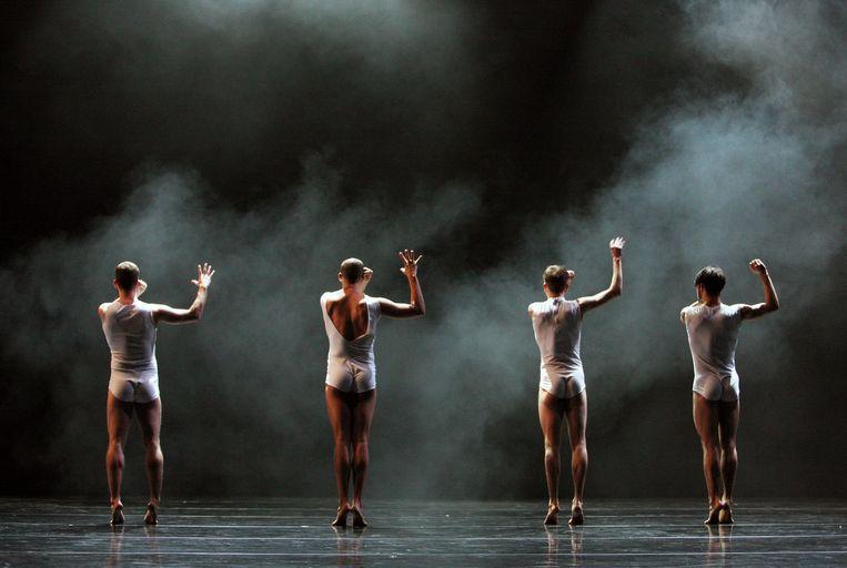 TWOOLS van Scapino Ballet Rotterdam. Beeld  Hans Gerritsen