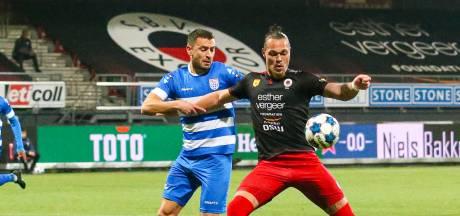 Joël Zwarts (Excelsior): 'Kijk naar Jörgensen, het is niet altijd op en top'