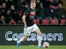 NEC geeft de punten weg tegen Go Ahead Eagles