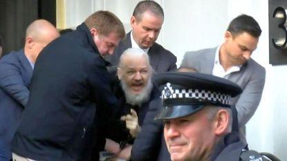 WikiLeaks-oprichter Julian Assange opgepakt in Londen