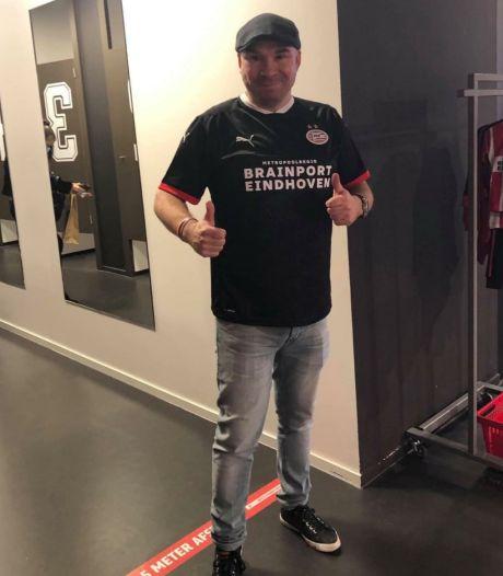 PSV-supporter zonder stadion: 'Ik mis de totale euforie en zelfs het geklaag'