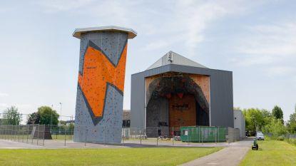 Bergsport Vereniging Klein Brabant opent eerste Olympische Speedmuur van Benelux
