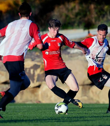 NEC'er Romeny verliest met Oranje onder 18