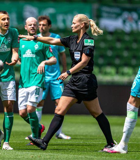 Primeur in Duitsland: Vrouwelijke scheidsrechter leidt Super Cup