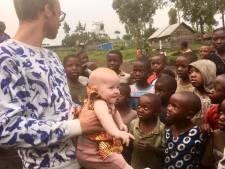 Drie Nederlanders in ebola-gebied: 'Ik geef niemand meer een hand'