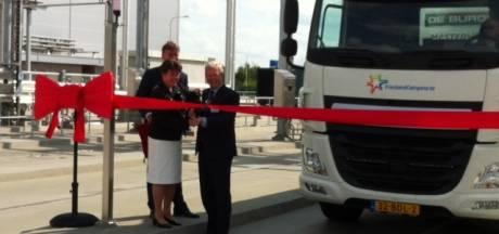 Nieuwe melkfabriek DMV Veghel geopend