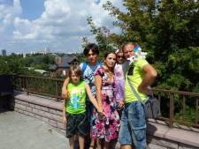 Uitgezette familie uit Culemborg verhuisd naar nieuwe opvang in Kiev