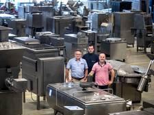 Tweede leven voor machines bij Industrial Auctions in Eindhoven