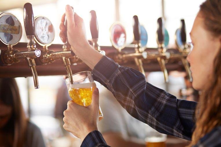 Een gratis pintje? Kom zaterdag tussen 16 en 19 uur naar Mary's Irish Pub. N-VA trakteert!