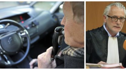 """Verkeersrechter D'hondt waarschuwt: """"Dronken bestuurders zullen door alcoholslot nu vaker kiezen te vluchten"""""""