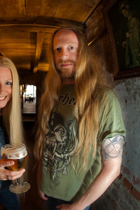 Zutphense metalband Izegrim stopt er komende zomer mee