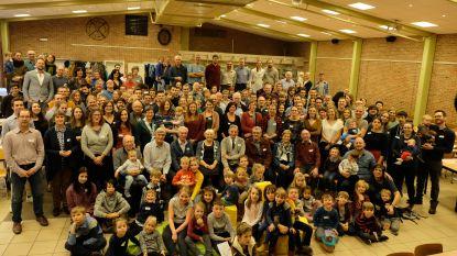 Opmaak stamboom leidt tot gigantisch familiefeest