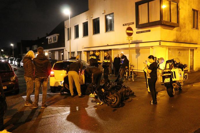Ongeval Marnixlaan Utrecht