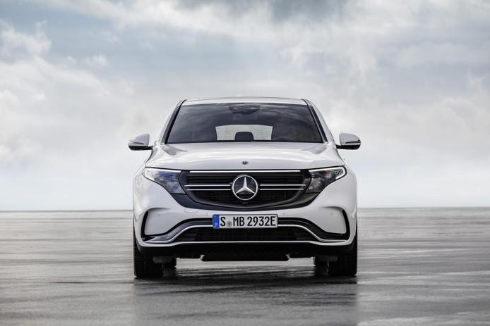 Mercedes EQC
