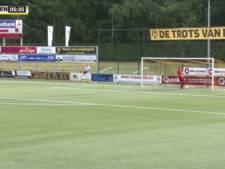 Sportclub Genemuiden opent het seizoen met een spectaculair doelpunt