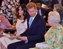 """La Reine a imposé des règles strictes au """"Megxit"""""""