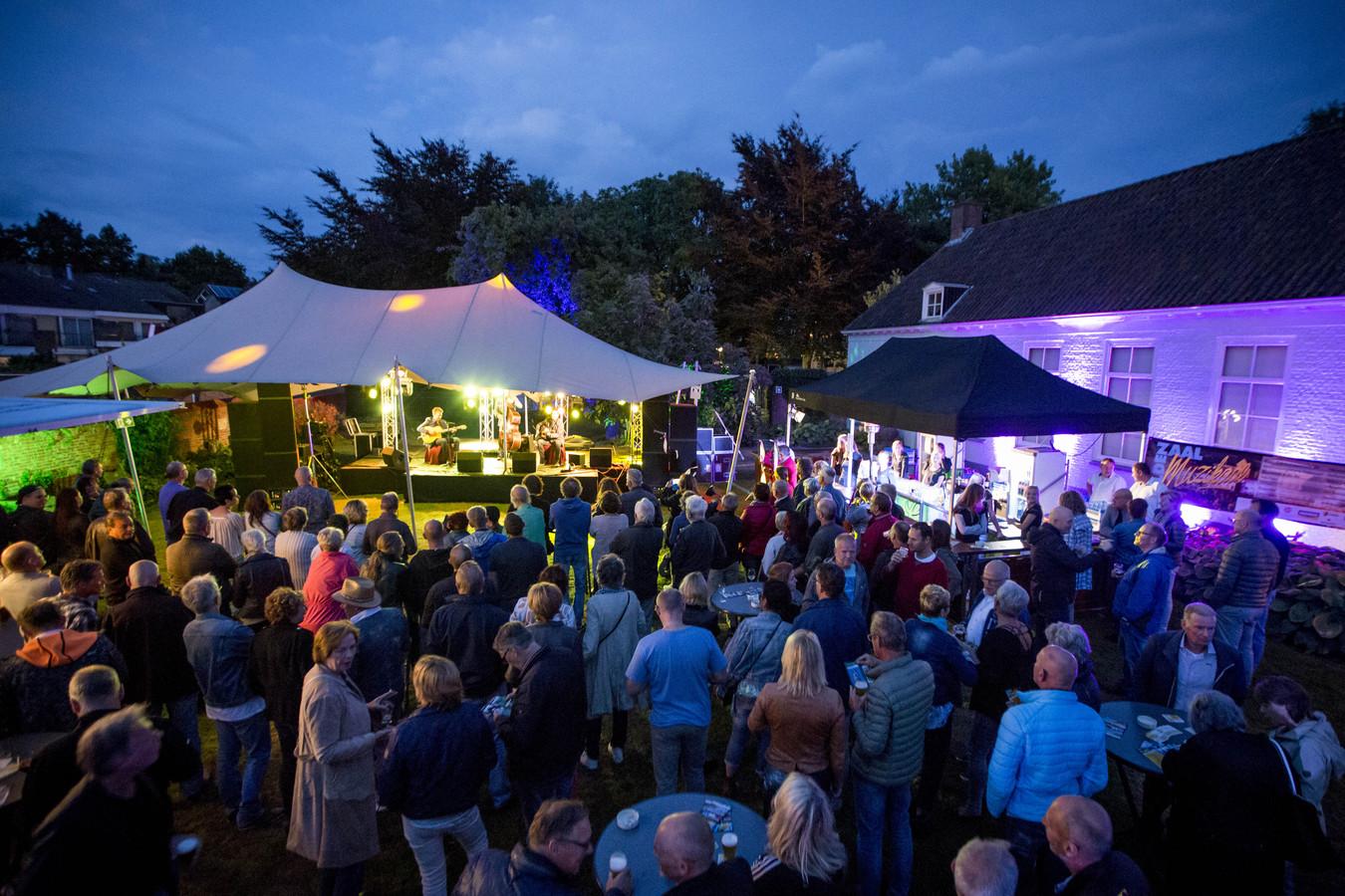 Succesvolle evenementen als Oldenzaal Muzikaal zijn mede bepalend voor het culturele profiel van Oldenzaal.