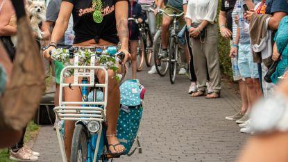 Joe-luisteraars fietsen mee met Natalia