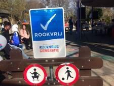 Roken voortaan ook taboe in Rosmalense speeltuin 't Kwekkeltje