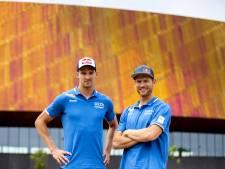 Brouwer en Meeuwsen verzekerd van volgende ronde op EK
