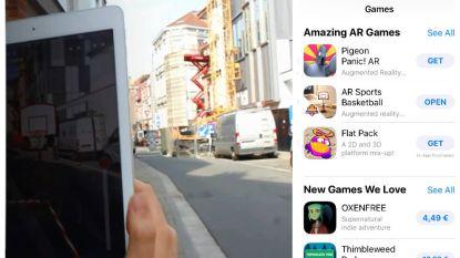 Gents bedrijfje werkt zich op slimme manier in de kijker in App Store