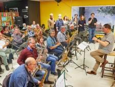 Udense Big Band Kunst & Co viert met Addy van den Krommenacker 'onverwacht' jubileum