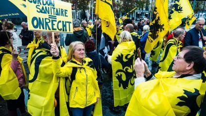 """Vlaams-nationalisten gaan élke derde zondag van de maand in Antwerpen protesteren: """"Hoog tijd dat er naar onze stem wordt geluisterd"""""""