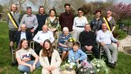 Maria Vanden Steen viert 100ste verjaardag in Wetteren